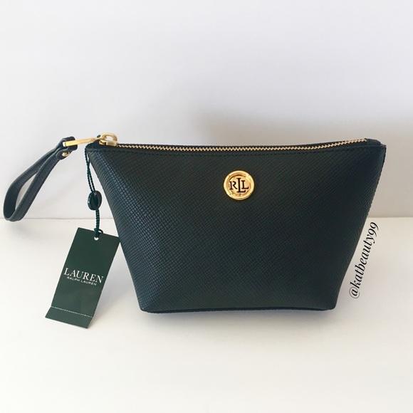 cf4b6a404d7f Ralph Lauren Cosmetic Bag